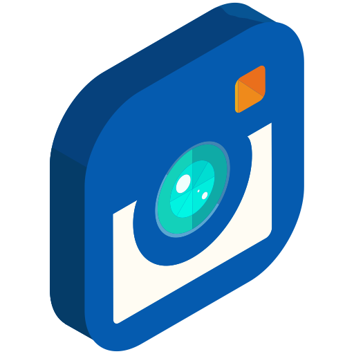 Social Media Instagram Icon