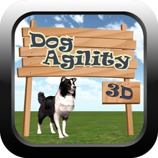 New Dog Agility Game For Ios And Android Icon Dog Agility