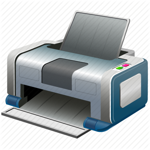 Printer, Print, Printer, Simple Icon