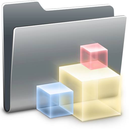 Folder Icon Free Of Hyperion Icons
