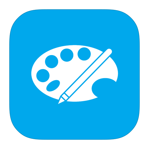 Brush Color Icon
