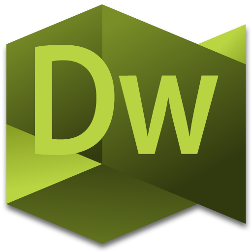 Dreamweaver Icon Origami Adobe Cs Series Iconset Nokari