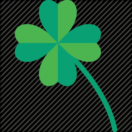Charm, Clover, Four Leaf, Lucky Icon