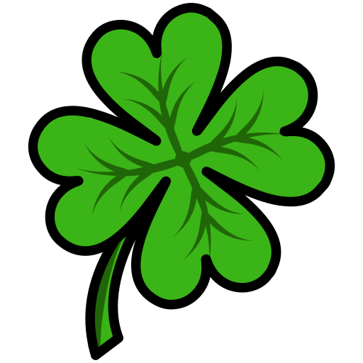 Clover, Four, Leaf Icon Free Of Spring