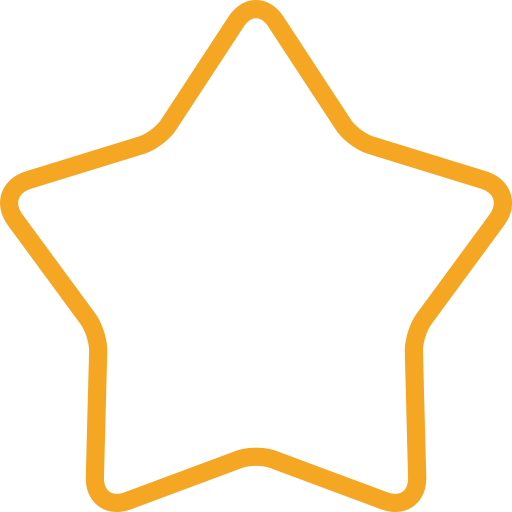 Empty Stars Big Stars Icon Png And Vector For Free Download