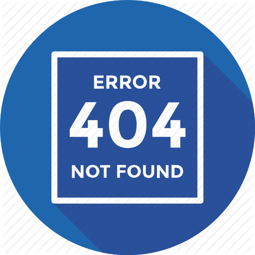 Error Error Page, Http Error, Server Error, Web Icon