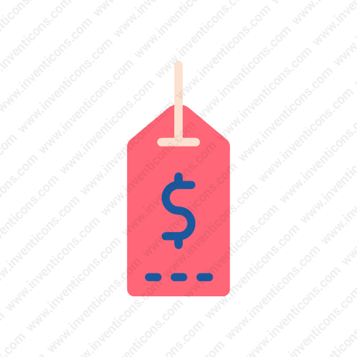 Download Price Tags Icon Inventicons