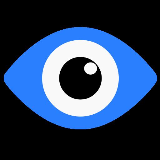 Zenmap, Eye Icon Free Of Super Flat Remix Apps