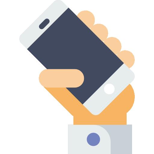 Smartphone Free Vector Icon Designed