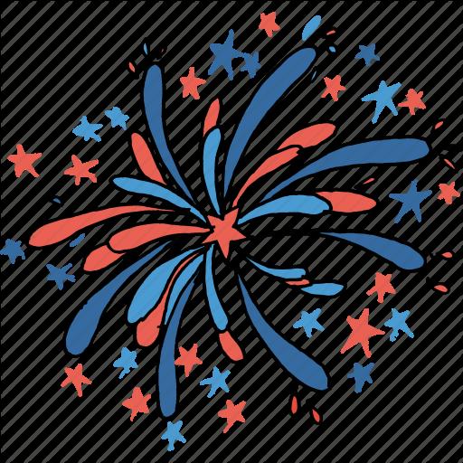 American, Blast, Celebrations, Crackers, Fireworks, July