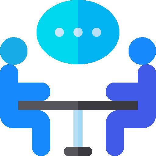 Discussion Icon Discussion Freepik