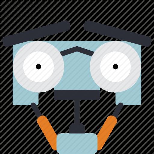 Bot, Droid, Film, Johnny, Johnny Robots Icon