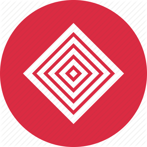 Design, Eye, Maze, Shape Icon