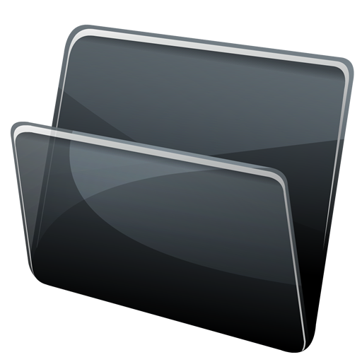 Hp Blank Folder Dock Icons, Free Icons In Hydropro