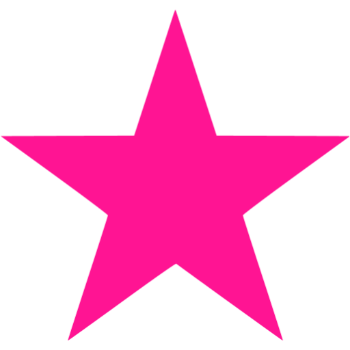 Star Rating Pink Transparent Png Clipart Free Download