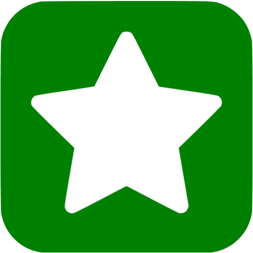Green Rating Icon