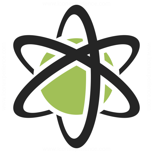 Atom Icon Iconexperience
