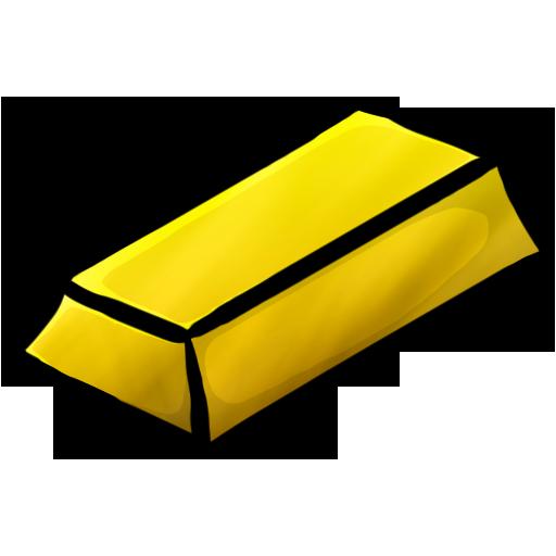 Gold Ingot Icon Minecraft Iconset