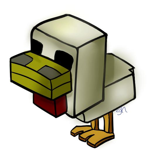 Minecraft Diamond Icon