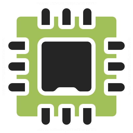 Cpu Icon Iconexperience