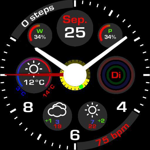 Apfel For Huawei Watch