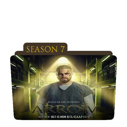 Arrow Season Folder Icons