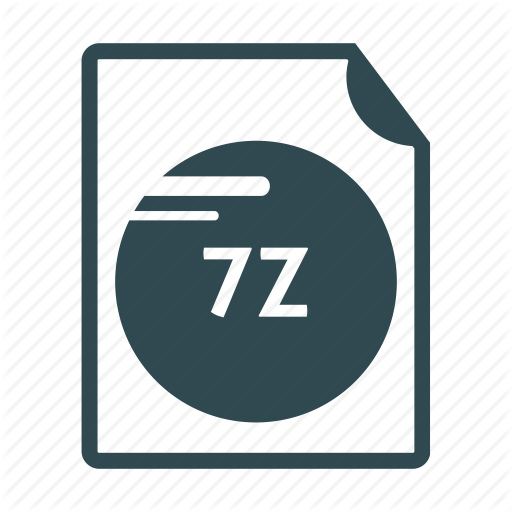 7zip Icon at GetDrawings com | Free 7zip Icon images of