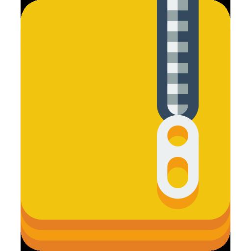Zip Alt Icon Iconshow
