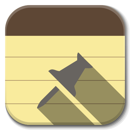 Apps Note Taking App A Icon Flatwoken Iconset Alecive