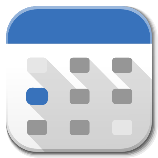 Apps Google Calendar A Icon Free Download As Png And Formats
