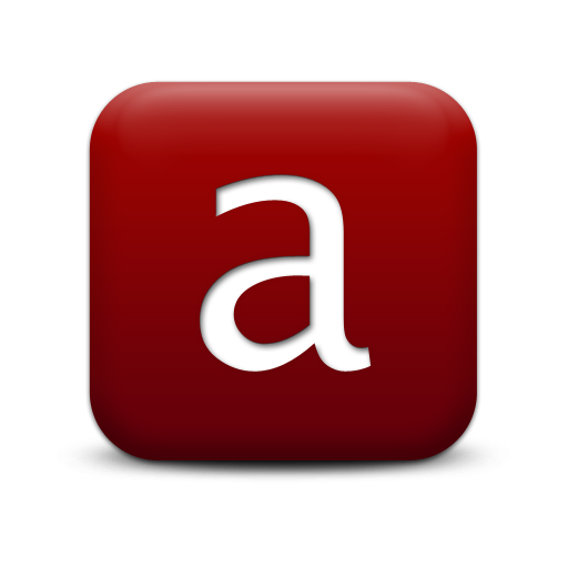 Png Free Letter A Icon