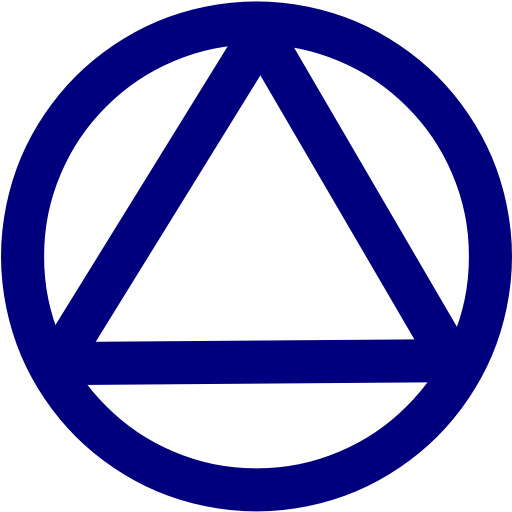 Aa Icon Alcoholics Anonymous Of Coastal New Hampshire