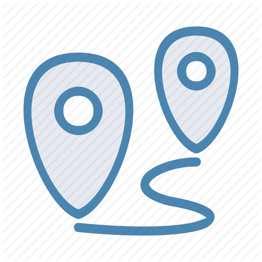 Ab, Direction, Location, Map, Marker Icon