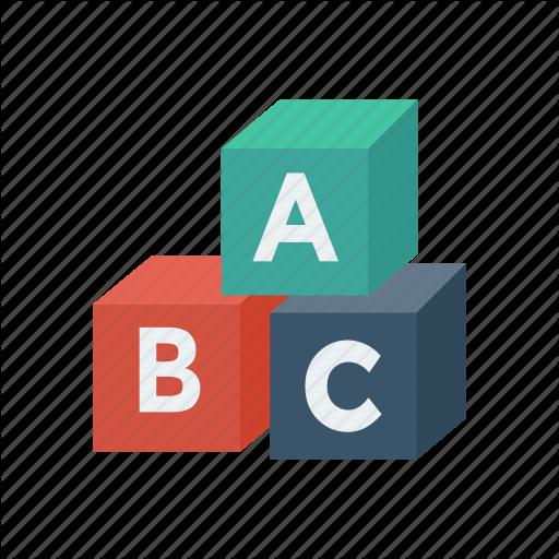 Abc, Alpha, Alphabet, Education, Letter, Letters, Math Icon