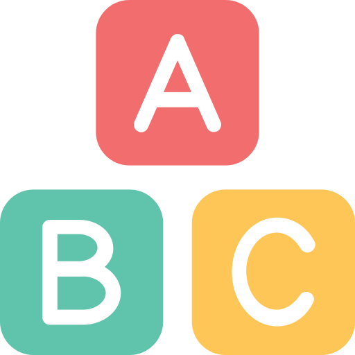 Blocks Abc Png Icon
