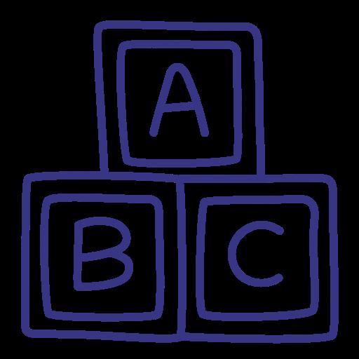 School, Abc, Alphabet Icon Free Of School Outline Hand Drawn Icons