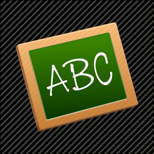 Abc, Education, Learn, School, Teach, Tutorial Icon
