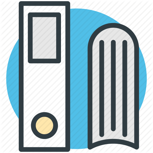 Arch Files, Archives, Folders, Files, Office Documents Icon