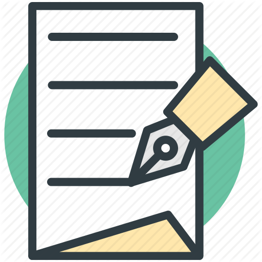 Documents, Editing, Text Sheet, Word Sheet, Writing Sheet Icon