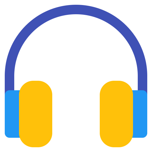 App, Communication, Desktop, Earphone, Headphone Icon