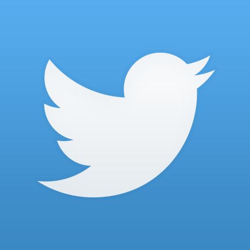Twitter App Icon Cool Apps Comunicacion, Evaluar, Publicidad