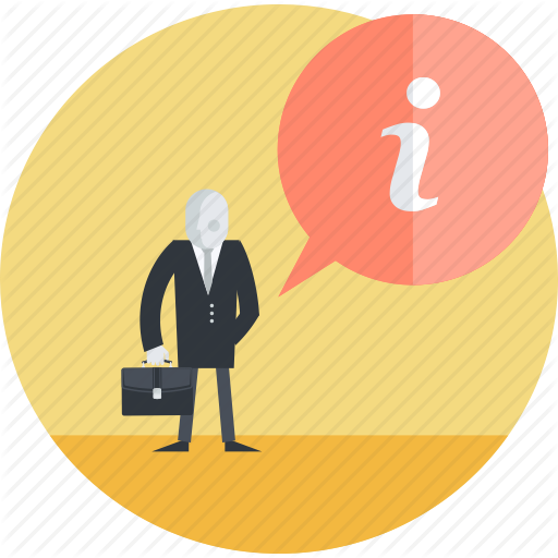 About, Business, Company, Information, Profile, Us Icon