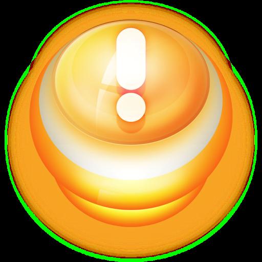 Button Info Icon Pushdown Buttons Iconset Wackypixel