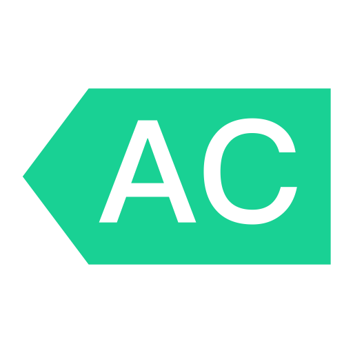 Ac, Linear Icon With Png And Vector Format For Free Unlimited