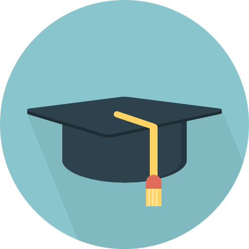 Student Hat Free Vector Icons Designed