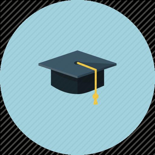 Academy, Cap, Construction, Education, Hard, Hat Icon