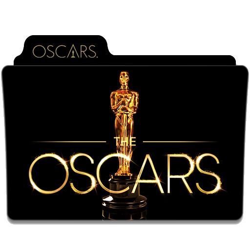 Oscars Academy Awards Folder Icon