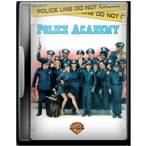Police Academy Icon Movie Mega Pack Iconset