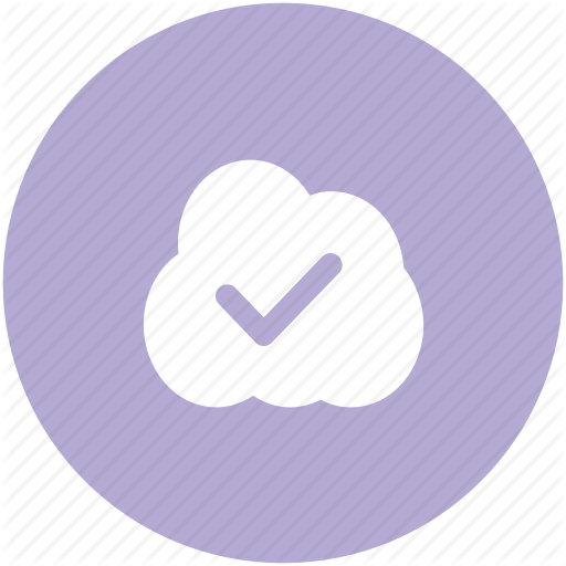 Checkmark, Cloud Acceptance, Cloud Checkmark, Cloud Computing
