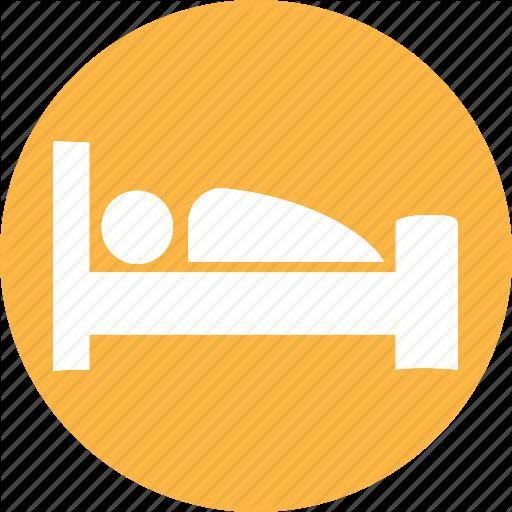 Bedroom, Furniture, Hotel, Sleep, Travel, Vacation Icon
